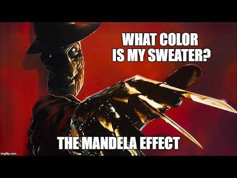 Mandela Effect Freddy Kruegers Sweater Has Changed A Nightmare On