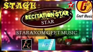 StarAxom Geet Music Production Stage ... Recitation Star ... SECOND ROUND