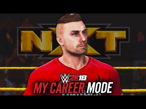 WWE 2K18 My Career Mode - Ep 2 - NXT TV DEBUT!!