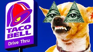 TOP 10 UNTOLD TRUTHS OF TACO BELL!!!