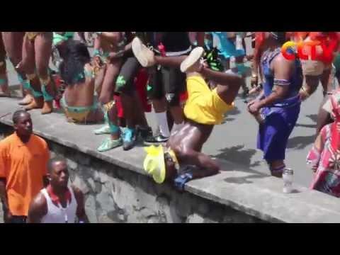 St. Lucia Carnival 2014 - Carnival Live TV
