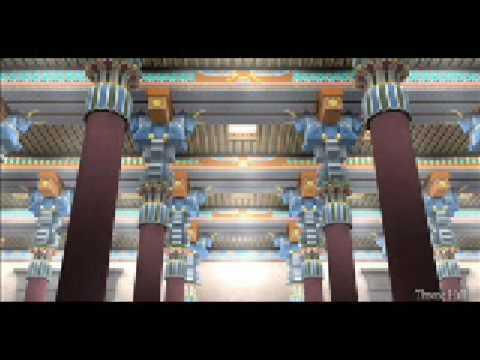 Persepolis 3D (a virtual reconstruction)