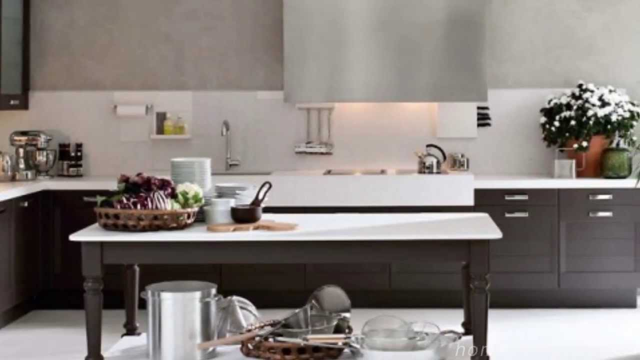 Modern kitchens from elmar cucine hd youtube