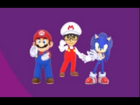 Mario and Sonic at the Rio 2016 Olympic Games (Wii U) - Tournament Mode & End Credits