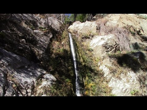 Day hiking Soldier creek and Lewis Falls