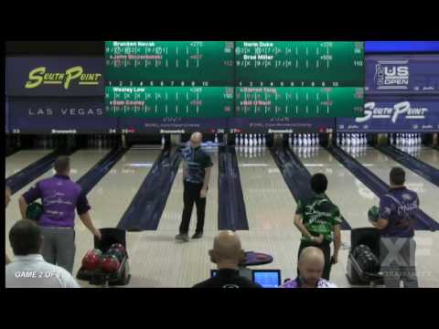 2016 U.S. Open Qualifying Round 4 from South Point Bowling Plaza in Las Vegas, Nevada