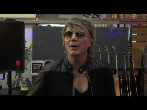 John Rzeznik of Goo Goo Dolls at Fingerprints, Long Beach, CA on the Record Store Day 2017
