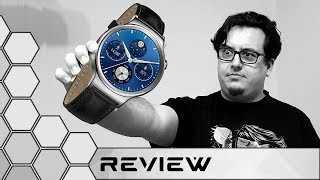 What is the Huawei Watch W1 Smartwatch Experience in 2018 ? Review