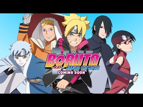 Bocoran Boruto The Movie 2 Paling terbaru Subtitel Indonesia Full HD 2018