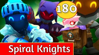 Radiant Camping (180) - Spiral Knights
