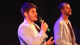 Tre Voice -  Сердце в тысячу свечей (И. Дубцова )