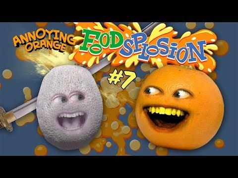 Annoying Orange - Foodsplosion #7