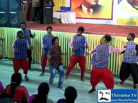 Thiruma Birthday function  Thiruma songs with Dance Program 17.8.2017