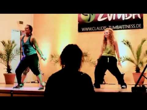 CLAUDIS ZUMBA PARTY VOL. 3