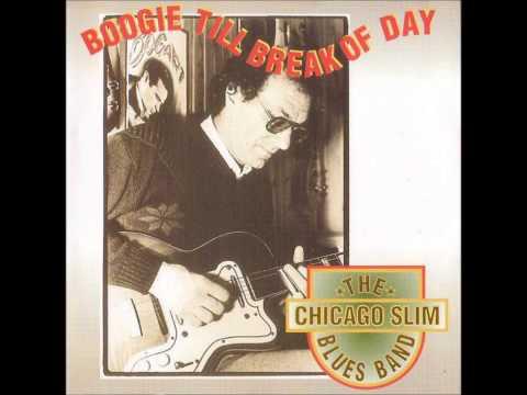 THE CHICAGO SLIM BLUES BAND - Harpsucker!!