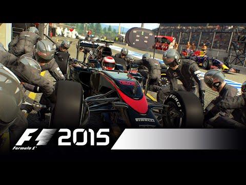 F1 2015 Teaser Trailer [ESRB]