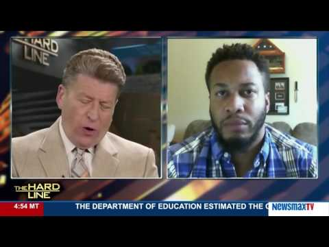 The Hard Line | Sgt. Nicholas Irving discusses his new book