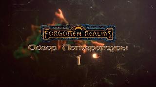 Forgotten Realms: Обзор литературы.Часть 1.Найлз, Гринвуд, Каннингем, Авлинсон (Greed71 Review)