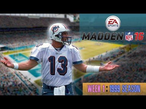 Madden NFL 16: 1999 Marino