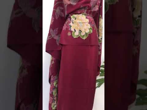 Batik yardage
