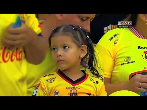 Barcelona 1:0 Emelec