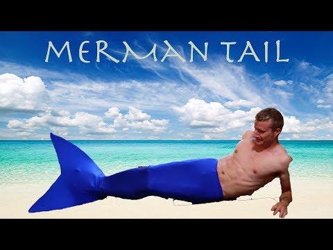 How To Make A Merman Tail!