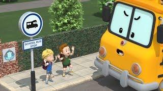 Робокар Поли и его друзья - Рой и пожарная безопасность - Все серии