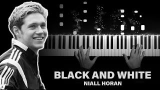 Niall Horan - Black And White | Piano Cover