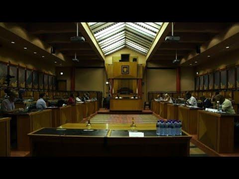 S. Africa committee debates impeachment procedure
