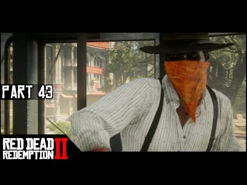 Missile Boat - Part 43 - Red Dead Redemption 2 Lets Play Gameplay Walkthrough