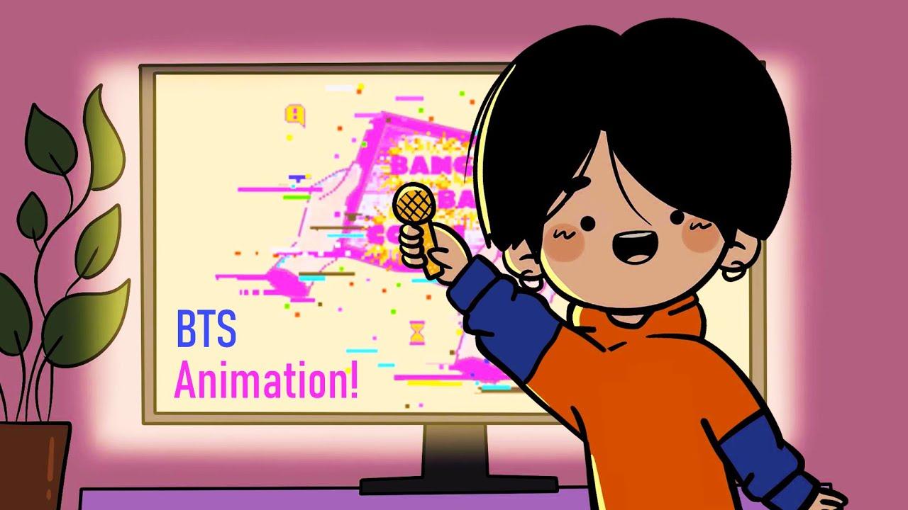 BTS Animation - BANGBANGCON!
