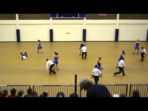 University of Dallas - Swing Team Performance Spring 2015