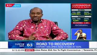ROAD TO RECOVERY: What the Government could do to ensure recovery of the economy