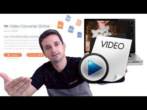 Como CONVERTER vídeos ONLINE ((MP4,AVI,MOV,MP3 ETC)) A FORMA MELHOR E MAIS FÁCIL!!