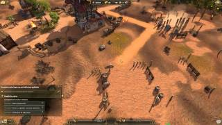 The Settlers VII - Gameplay Ultra Settings (GTX 670) (Parte 1)