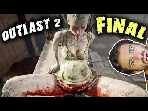 OUTLAST 2 FINAL Y EXPLICACIÓN DEL ARGUMENTO | ¡¡Final muy muy muy muy bestia!!