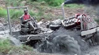 Repeat youtube video Traktor trial Šalmanovice 2012