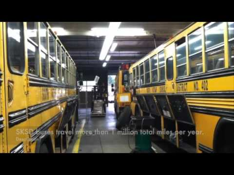 Behind The Scenes At The Bus Barn Youtube