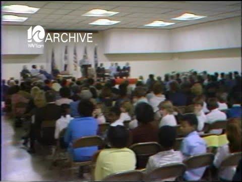 WAVY Archive: 1980 Portsmouth James Hurst Elementary School