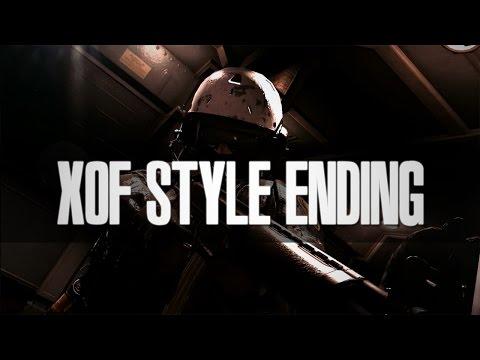 XOF Troop Style Ending - MGSV: Ground Zeroes |