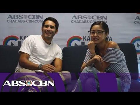 Kapamilya Chat with Kim Chiu and Gerald Anderson for Ikaw Lang Ang Iibigin