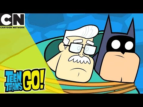 Teen Titans Go!   The Best of Batman and Commissioner Gordon   Cartoon Network