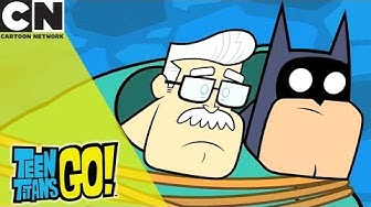 Teen Titans Go! | The Best of Batman and Commissioner Gordon | Cartoon Network