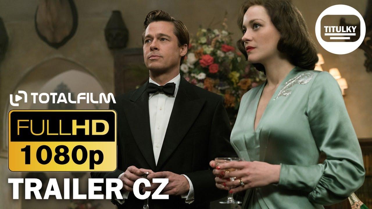 Spojenci / Allied (2016) HD trailer