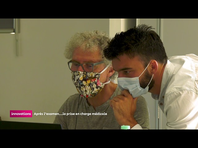 Innovations - Covid-19 : les personnels de santé formés grâce au numérique