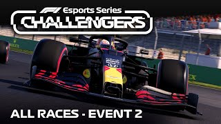 EVENT 2 • PC • F1 Esports 2021 Challengers