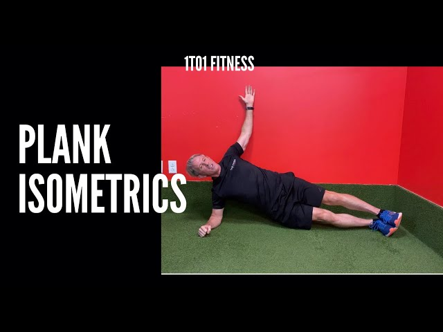 STEP UP Your SIDE PLANK Game!