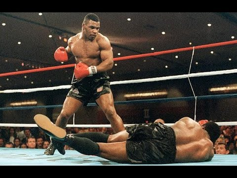 Mike Tyson Knockouts Collection - Top 10 Knockouts