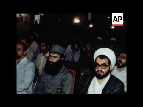 CUTS 12/8/80 ANTI JERUSALEM AS CAPITAL RALLY IN TEHRAN