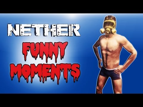 NETHER Funny Moments Ep. 2 (The Noob Adventure Continues!)